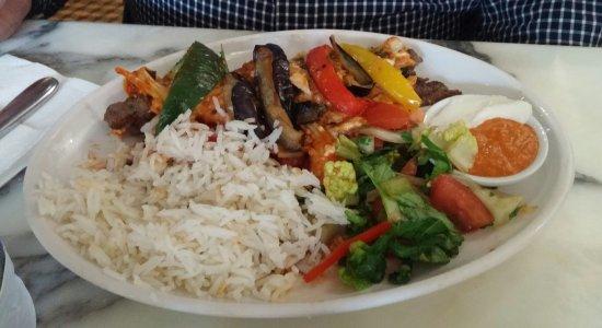 Good Food Near Paddington