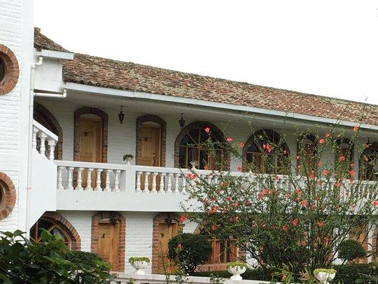 La Posada del Quinde: Rooms on two floors