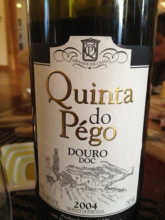 Quinta do Pego: vinho da quinta
