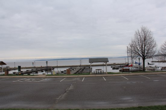 Temiskaming Shores, Canada: Beautiful view from the room
