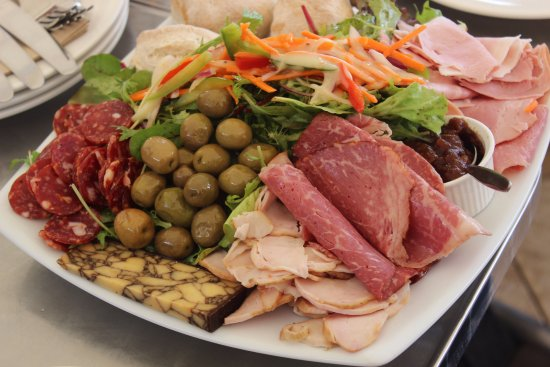 Lovedale, Australia: Talga shared platter