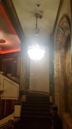 Oakland, CA: grand chandeliers