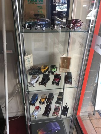 Excellent Model Car Display Cabinet Picture Of Cafe Red Cherry Home Interior And Landscaping Ologienasavecom