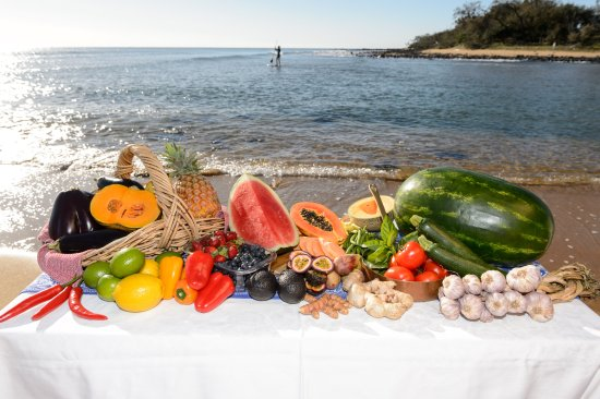 Bargara, Australia: Discover raw food in abundance on a Culinary Food Tour