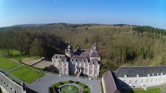Chateau de Modave : © Rando-Moto.be