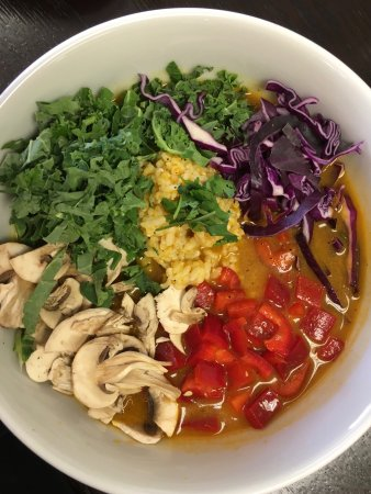 Rocklin, Californie : Delicious Prana Bowl