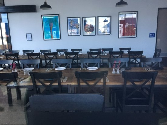 Horsham, Australia: Inside seating area