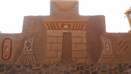 Kharga, Egypten: Pharaonic scene 1