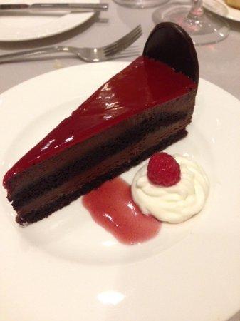 The Westin Alexandria: Dessert!