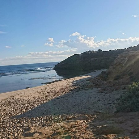 Rosebud, Australia: Pearses Beach looking glorius in the May sunshine.