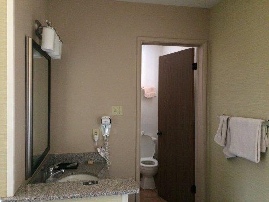 coin lavabo et salle de douche photo de goulding 39 s lodge campground monument valley. Black Bedroom Furniture Sets. Home Design Ideas