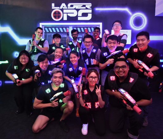 LaserOPS (Singapore) - 2020 All You Need to Know Before You Go (with  Photos) - Singapore, Singapore | Tripadvisor