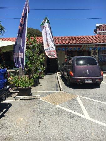 Watsonville, CA: El Azteca Mexican Restaurant