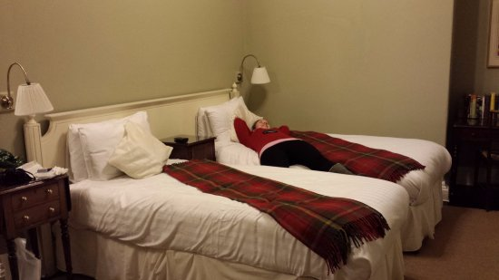 Henrietta House: The beds were very comfortable