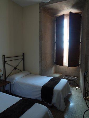 Monasterio de San Martín Pinario: Room for two