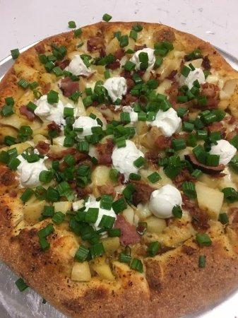 Mashpee, Массачусетс: WildFire Brick Oven Pizza