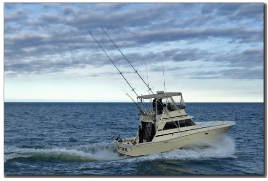 Sheboygan, WI: Fully equipped 36' Viking Sport Fishing Yacht