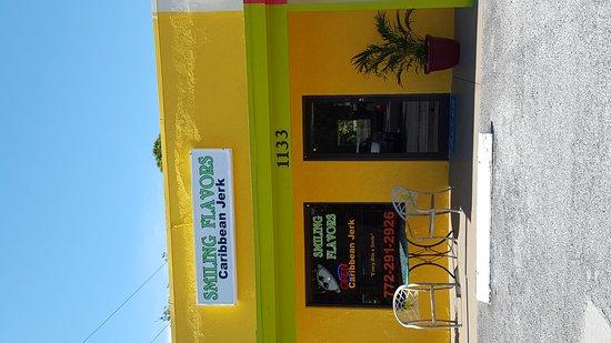 Palm City, FL: Caribbean Jerk