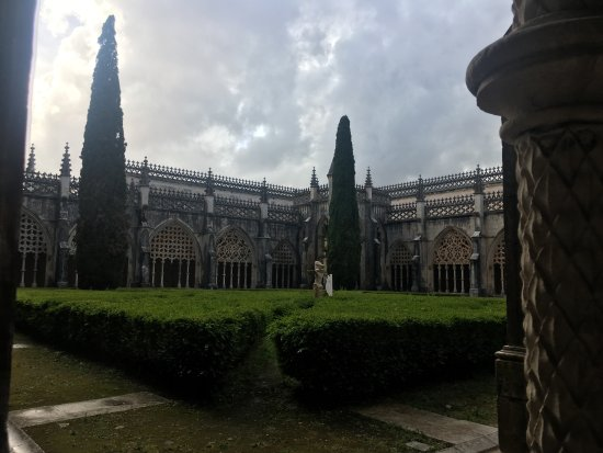 Batalha, Portekiz: cloister