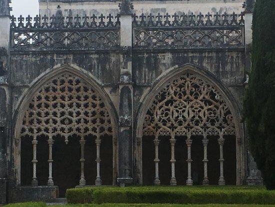 Batalha, Portekiz: King John I cloister
