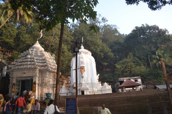 Dhenkanal, Indien: The temple