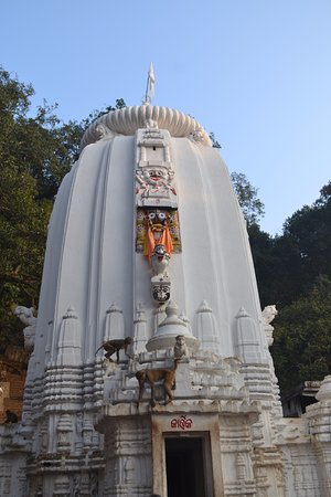 Dhenkanal, Indien: The main temple