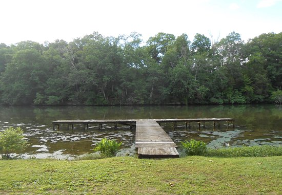 Town Creek, AL: Campground Scenery