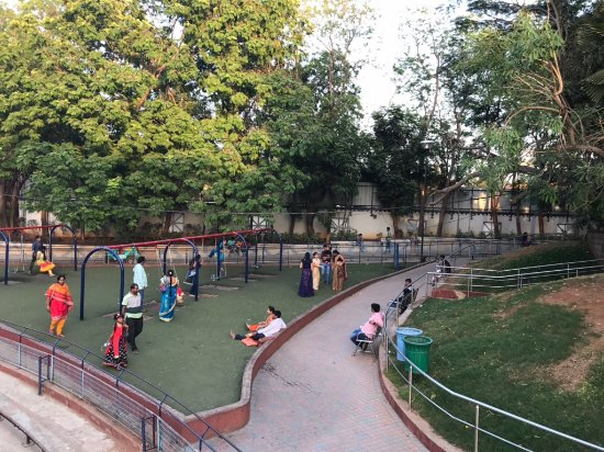 Lumbini Park : Play Area