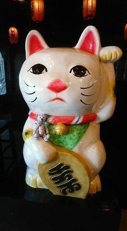 Cha-am, Tayland: 日式餐廳