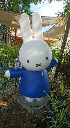 Cha-am, Thailandia: Miffy 主題