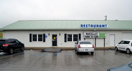 Mount Vernon, KY: Marcella's Farm to Fork
