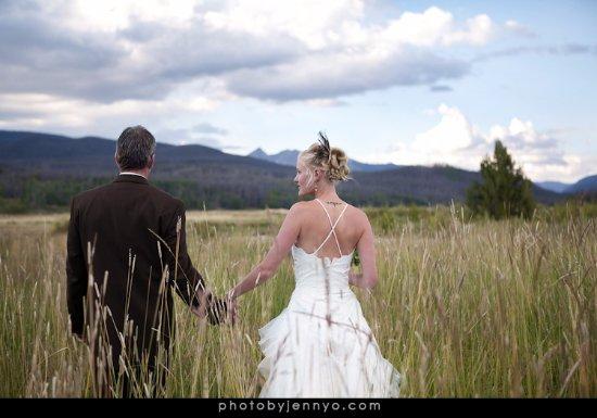 Grand Lake, CO: Wedding at WRR