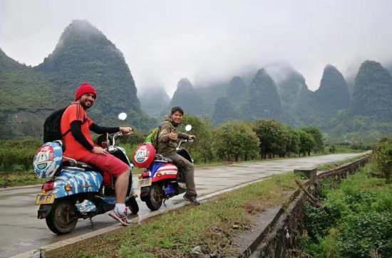 Privat Yangshuo Day Adventure med ...