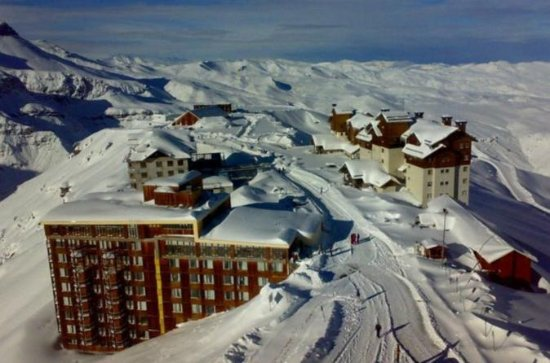 Small-Group Tour: Valle Nevado and...