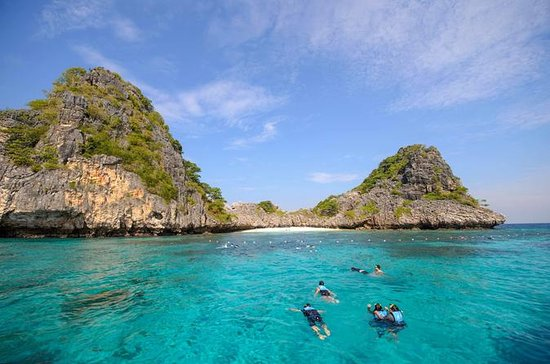 Full-Day Snorkel Tour til Koh Rok og...