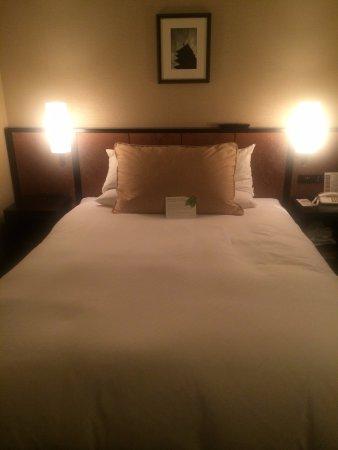 Hotel Granvia Kyoto: Queen bed