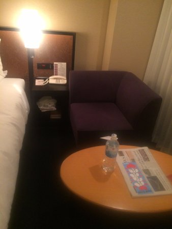 Hotel Granvia Kyoto: Sitting area