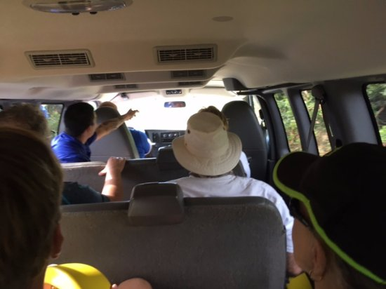 Hawi, Hawaï: heading onto the plantation