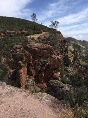 Paicines, Kalifornien: High Peak trail