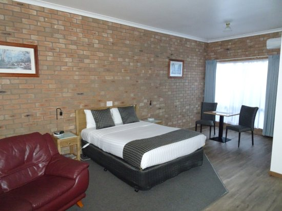 Lakes Entrance, Avustralya: Roomy & comfortable