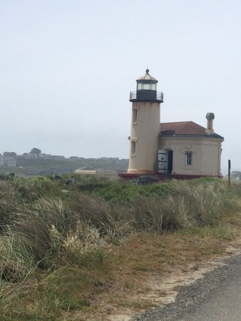 Coquille River Lighthouse: Coquille River Light house