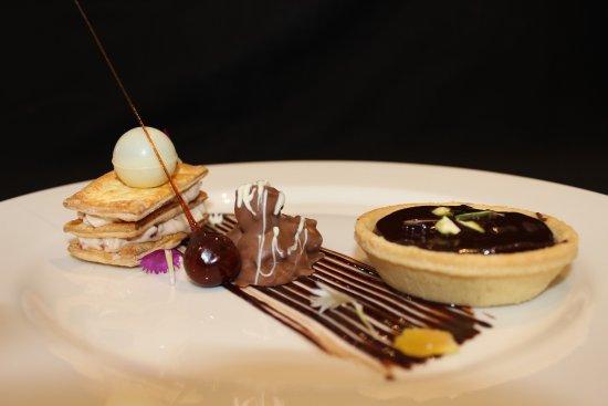 Mangere, Nieuw-Zeeland: Chocolate Triology