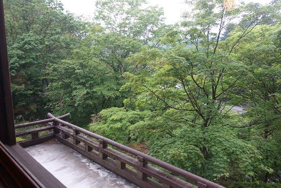 Nikko Kanaya Hotel: 紅葉が多く秋にもう一度期待と思う