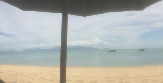 Coco Palm Beach Resort: Beach view