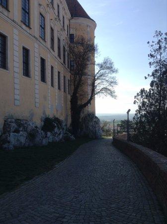 Mikulov, جمهورية التشيك: Okolie zámku Mikulov