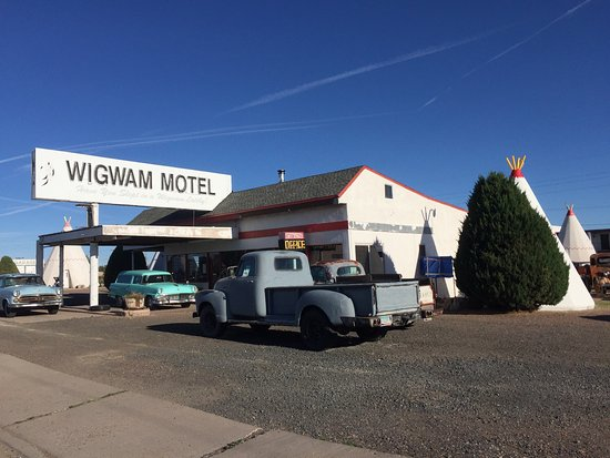 picture of wigwam motel holbrook tripadvisor. Black Bedroom Furniture Sets. Home Design Ideas