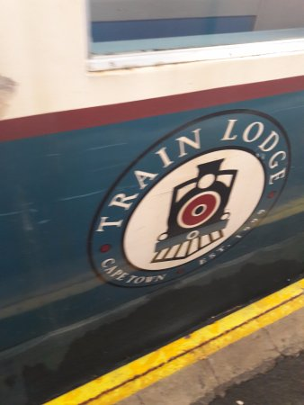 African Train Lodge Foto