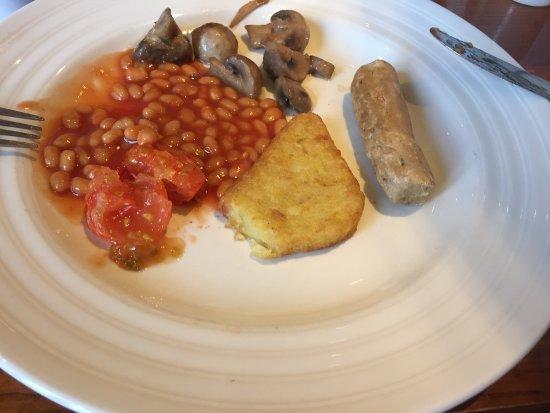 Trafford, UK: Petit déjeuner