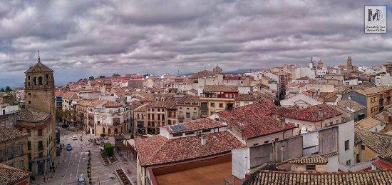 Ubeda, Spanien: Úbeda vista desde el campanario de la torre de la Iglesia de la Trinidad