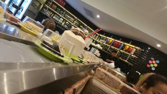 Joondalup, Australia: Great Food